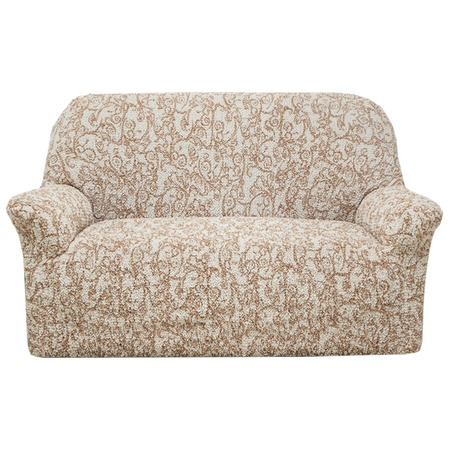 Купить Натяжной чехол на двухместный диван Еврочехол «Виста. Антея»