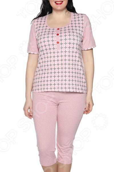 Костюм Алтекс «Женская забота». Цвет: розовый костюм алтекс домашняя забота цвет бежевый