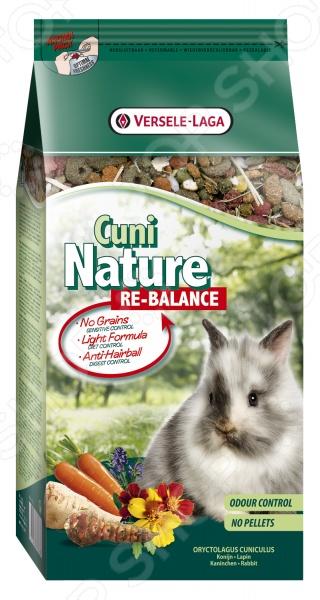 Корм для кроликов с чувствительным пищеварением Versele-Laga Cuni Nature Re-Balance