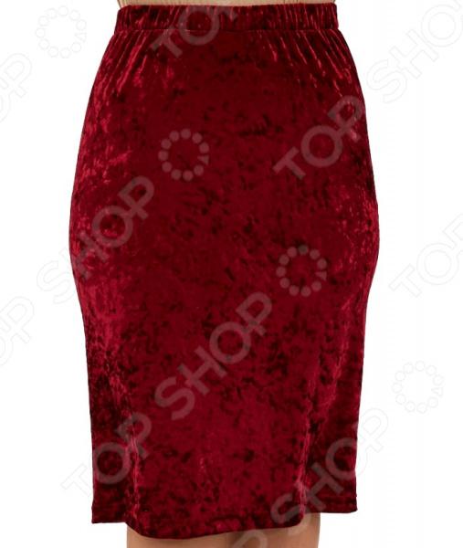 Юбка Лауме-Лайн «Алекса». Цвет: бордовый блуза лауме лайн перелетная птица цвет бордовый