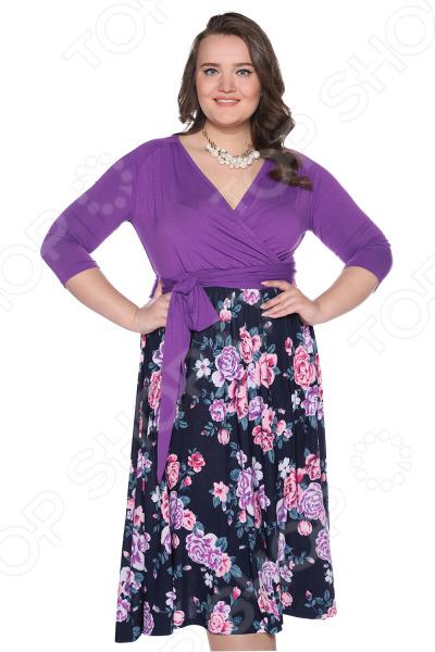 Платье Матекс «Ванильные мечты». Цвет: сиреневый вафли gullon ванильные без сахара 210г