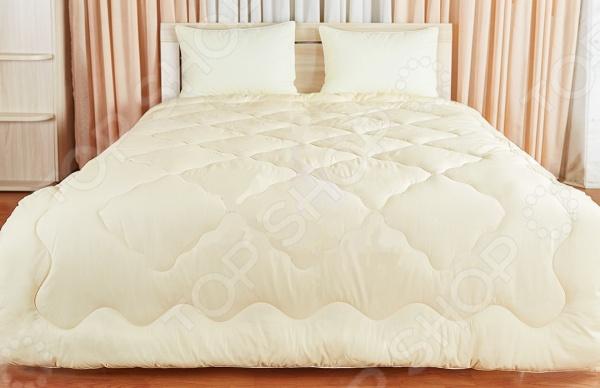 Одеяло Подушкино «Лежебока». Цвет: кремовый одеяло двуспальное лежебока овечка
