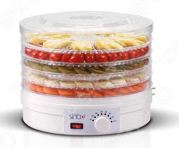 Сушилка для овощей и фруктов Sinbo SFD-7401 supra sfd 112u