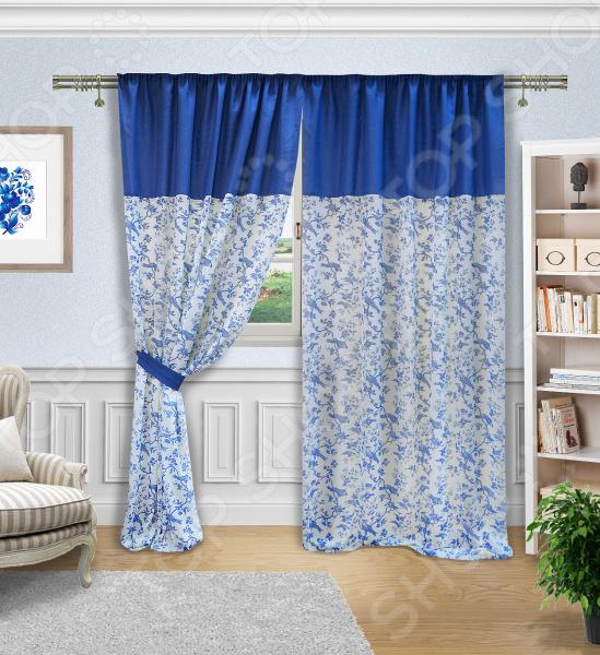 Комплект штор Zlata Korunka 55570 комплект штор с покрывалом для спальни в москве
