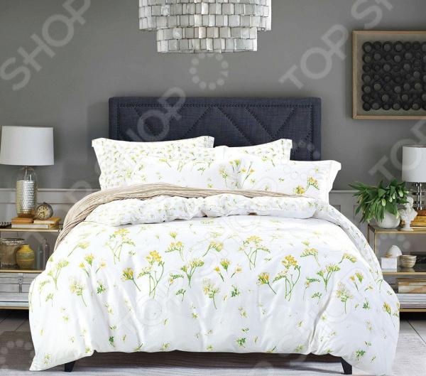 Комплект постельного белья Cleo 023-SR недорго, оригинальная цена