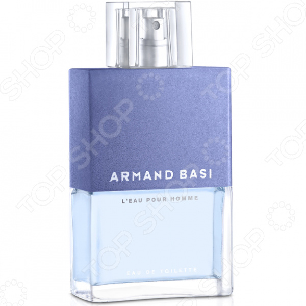 Туалетная вода для мужчин Armand Basi L'eau pour homme туалетная вода armand basi l eau pour homme