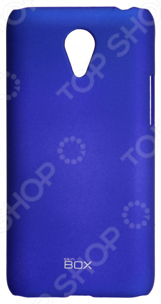 Чехол защитный skinBOX Meizu M1 Note mooncase painted style soft flexible silicone gel tpu skin shell back чехол для htc one m9