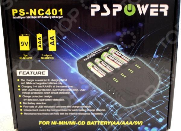 Устройство зарядное 31 ВЕК PS-NC401 31 век два сердца