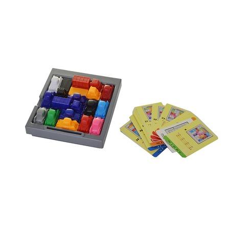 Купить Игра настольная развивающая Bradex «Час пик»