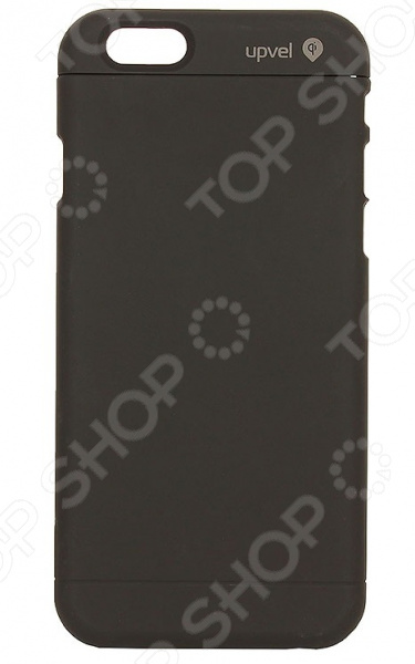 Чехол для беспроводной зарядки Upvel UQ-Ci6 Stingray для iPhone 6 upvel uq ci5 stingray для iphone 5 5s black чехол приемник для беспроводной зарядки стандарта qi