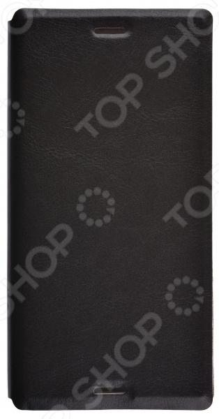 Чехол skinBOX Sony Xperia XZ смартфон sony xperia xz