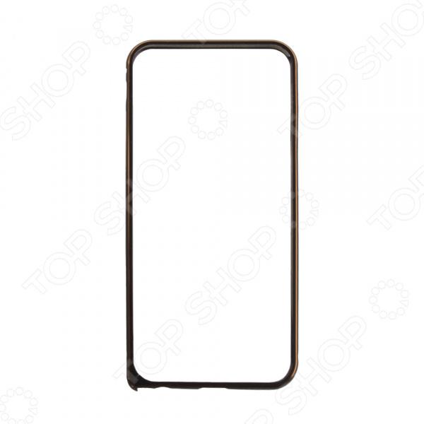 Бампер защитный для iPhone 6/6S «Металлик»