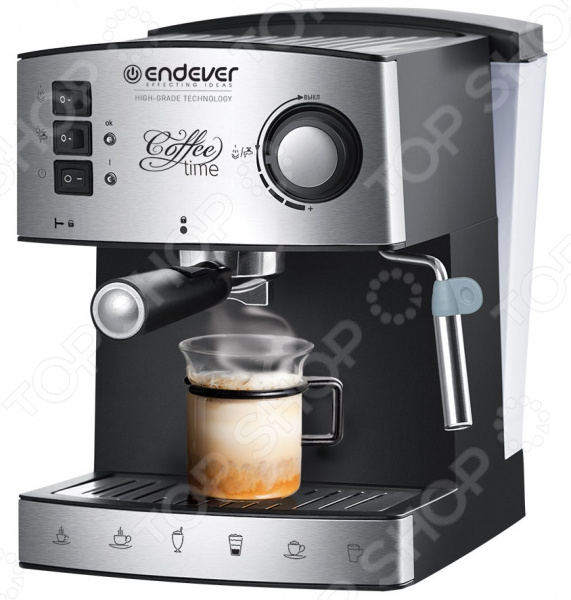 Кофеварка Endever Costa-1060 кофеварка endever costa 1042