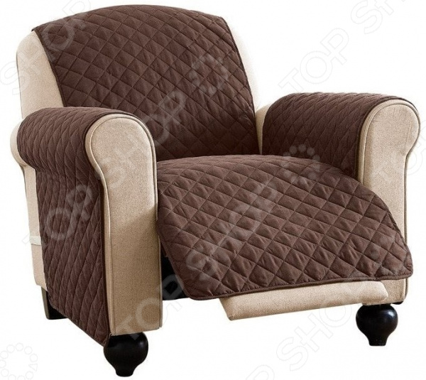 Накидка на кресло двухсторонняя Медежда «Йорк»