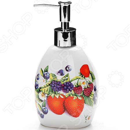 Диспенсер для мыла Loraine LR-26282 «Ягоды»