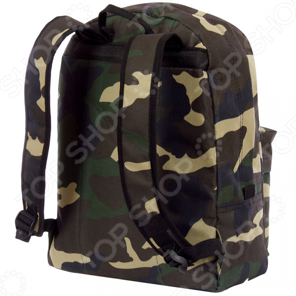 Рюкзак детский «Камуфляж-25» 2