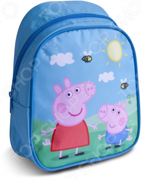 Рюкзачок Росмэн Peppa Pig 29314 хлопушка на сжатом воздухе росмэн peppa pig