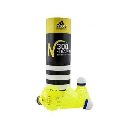 Купить Набор воланов для бадминтона Adidas N300 Training-Fast