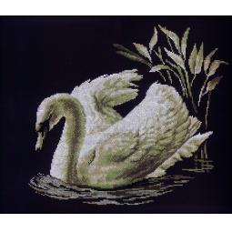 Набор для вышивания RTO «Лебедь»