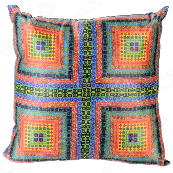 Подушка декоративная Gift'n'Home «Африканский день»