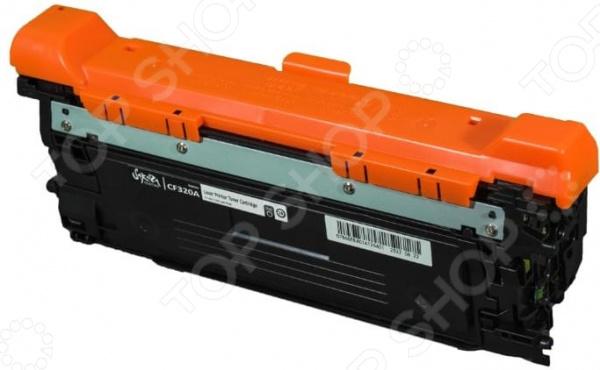 Картридж Sakura CF320A для HP LaserJet Enterprise M651/MFP M680/Flow MFP M680 hp color laserjet enterprise flow mfp m680z cz250a