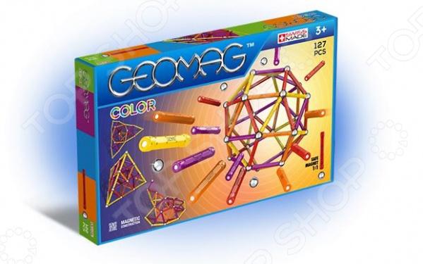 Конструктор магнитный Geomag 264 Color