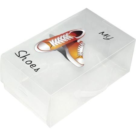 Купить Коробка для обуви Рыжий кот SB6