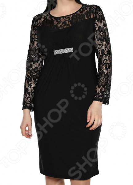 Платье Лауме-Лайн «Власть красоты». Цвет: черный