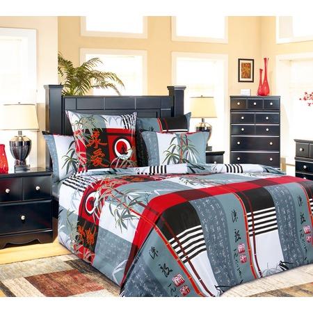 Купить Комплект постельного белья Белиссимо «Сэнсей». 2-спальный