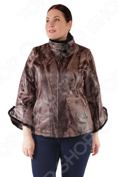Куртка из эко кожи AO SHA «Елизавета»