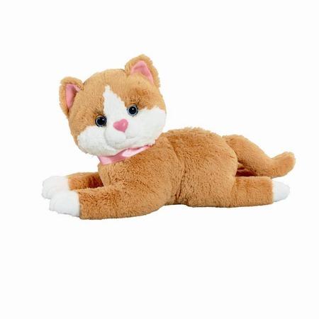 Купить Мягкая игрушка интерактивная Vivid 30964 «Спящая кошечка»
