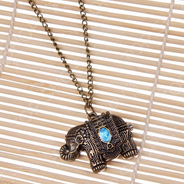цены на Кулон-часы Mitya Veselkov «Слон с голубой эмалью» в интернет-магазинах