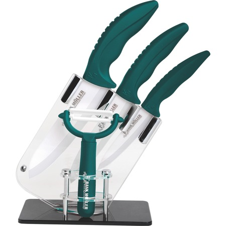 Купить Набор ножей на подставке Frank Moller FM-335