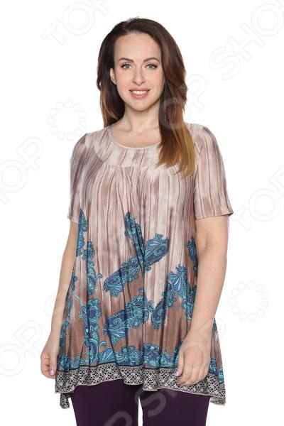 Блуза Лауме-Лайн «Великолепный век». Цвет: бирюзовый блуза лауме стиль заветное признание цвет черный