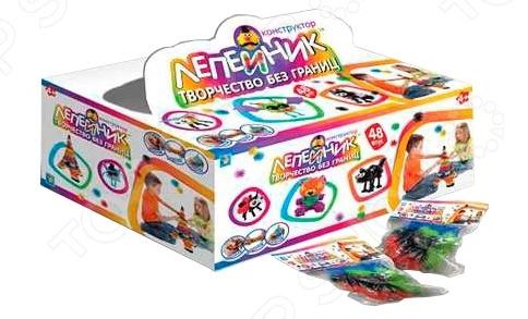 все цены на Конструктор мягкий 1 Toy «Лепейник» Т59406 онлайн