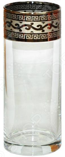 Набор стаканов Гусь Хрустальный «Гео. Версаче» ф блузка боди jennyfer