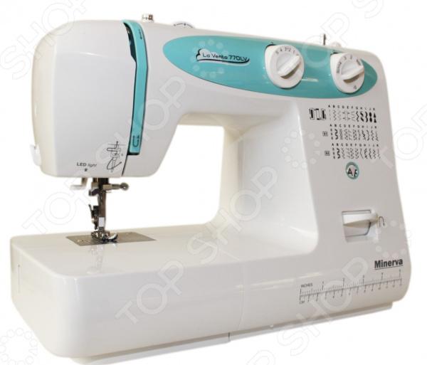 Швейная машина Minerva M-770LV