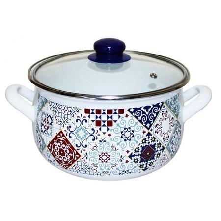 Купить Кастрюля Interos «Марокко» 3501