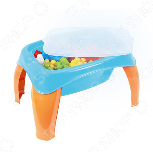 Конструктор игровой Dolu со столиком Конструктор игровой Dolu со столиком /