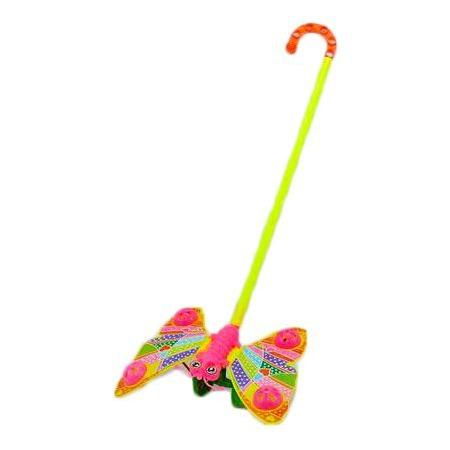 Купить Игрушка-каталка Shantou Gepai «Бабочка» 865-20. В ассортименте