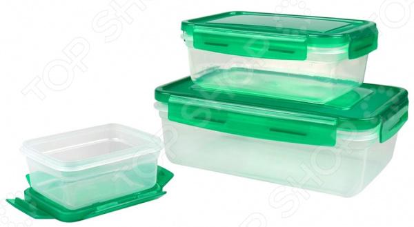 Набор контейнеров для продуктов Bohmann BH-81 контейнер для хранения продуктов bohmann bh 62
