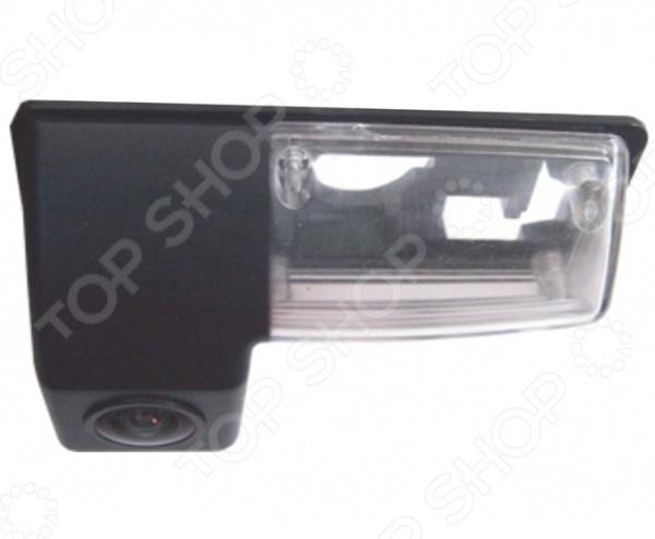 Камера заднего вида ParkCity PC-PE700N это отличный выбор как для начинающих автомобилистов, так и для опытных водителей. Многие автолюбители уже успели по достоинству оценить всю практичность и удобство использования подобных устройств. Камера предназначена для безопасной парковки и движения машины задним ходом, что особенно актуально в непогоду и темное время суток. Модель совместима с автомобилями PEUGEOT 206, 207, 307, 407 . Угол обзора устройства составляет 170 градусов, рабочий температурный диапазон от -40 C до 70 C.