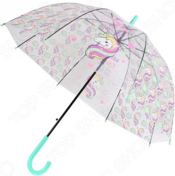 Зонт Bradex «Единорог» bradex зонт прозрачный единорог