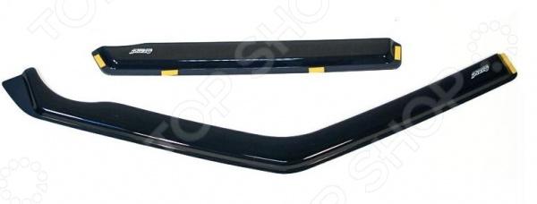 Дефлекторы окон вставные Azard ГАЗ Газель комплект ресничек для передних фар azard газ газель