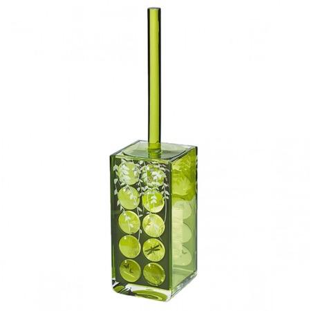 Купить Ершик для туалета Tatkraft Acryl 3D Magic Emerald