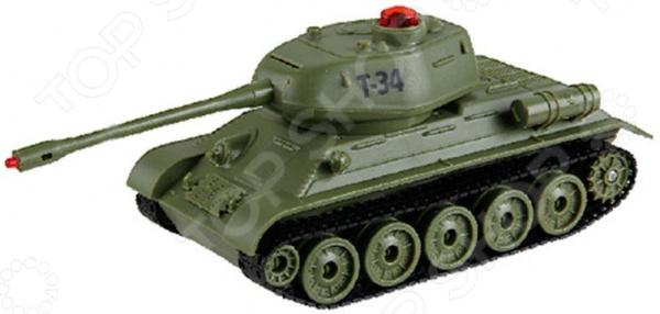 Танк на радиоуправлении Yako Т-34 игрушка танк