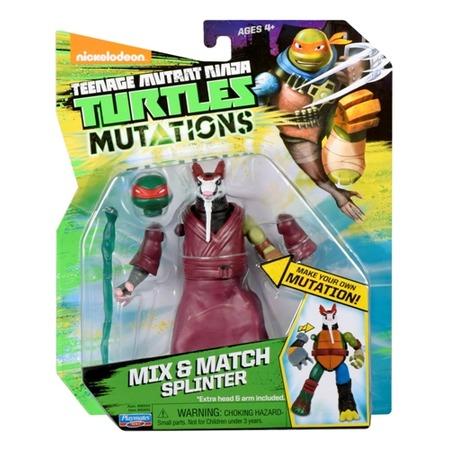 Купить Игрушка-фигурка Nickelodeon Mutation «Сплинтер»