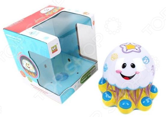 Игрушка интерактивная Наша Игрушка «Медуза» игрушка