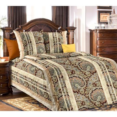 Купить Комплект постельного белья Белиссимо «Воспоминание». 1,5-спальный