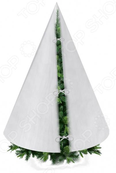 Укрытие для растений Blumen Haus «Конус на завязках» укрытие для роз shelterlogic 1м